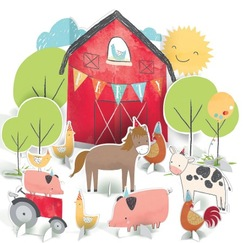 Farm Animals Party