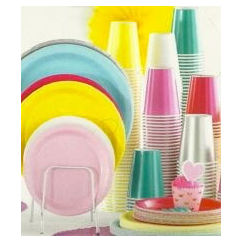Plain Party Supplies