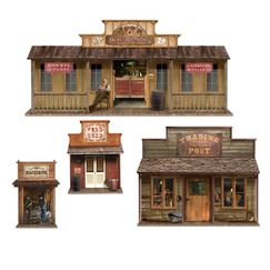 Wild West Town Add Ons