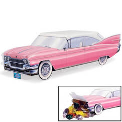 50's Cruisin Car Centrepiece or Favour Box