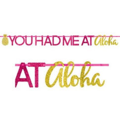 You Had Me At Aloha Banner