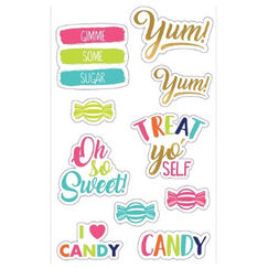 Sweets & Treats Sticker Labels