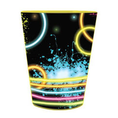 Glow Party Plastic Souvenir Cup - EACH