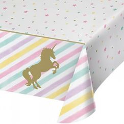 Unicorn Sparkle Tablecloth