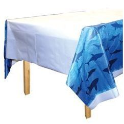 Shark Splash Tablecloth