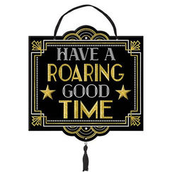 Glitz And Glam Roaring Good Time Sign