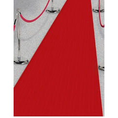 Red Carpet Floor Runner (12mtrs)