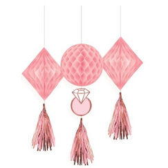 Blush Wedding Decorations - pk3