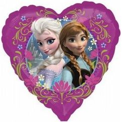 Disney Frozen Love Balloon