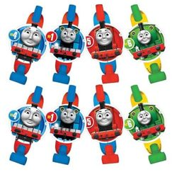 Thomas The Tank Engine Party Blowouts - pk8