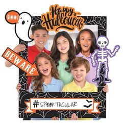 Halloween Photo Frame Prop Kit