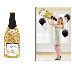 Champagne Bottle Photo Prop (80cm)