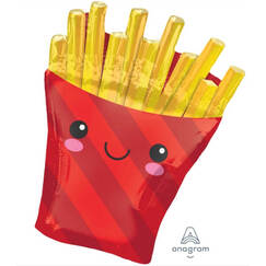 French Fries Balloon (71cm)