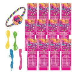 Trolls Friendship Bracelets Kit for 12