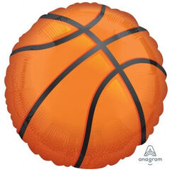 Nothin But Net Basketball Balloon (71cm)