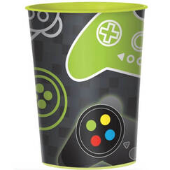 Gaming Plastic Favour Cup (473ml) - EACH