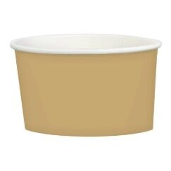 Gold Treat Cups - pk20