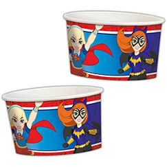 DC Superhero Girls Treat Cups - pk8