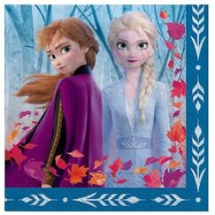 Large Frozen 2 Napkins - pk16