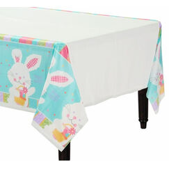 Hippity Hop Easter Tablecloth