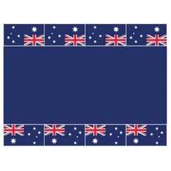 Plastic Australia Tablecloth
