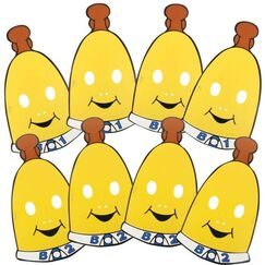 Bananas In Pyjamas Masks - pk8