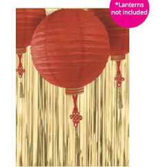 Chinese New Year Tassel Accessories Kit - pk3