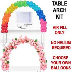 Table Balloon Arch Kit
