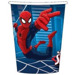 Ultimate Spiderman Cups - pk8
