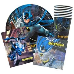 Batman Party Pack for 8