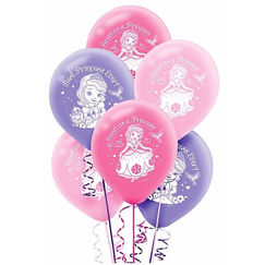 Sofia The First Balloons - pk6