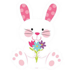 Easter Bunny Cut-Out (38cm)