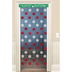 Seasons Greetings Door Decoration