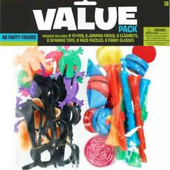 PInata Filler Toys Pack of 48