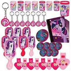 My Little Pony Lootbag Filler Pack - pk48