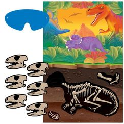 Prehistoric Dinosaur Party Game