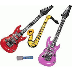 Inflatable Rock Instruments - pk4