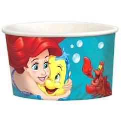 Ariel The Little Mermaid Treat Cups - pk8
