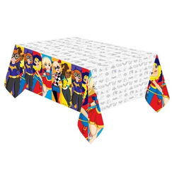 DC Super Hero Girls Tablecloth