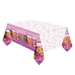 Pink PAW Patrol Skye Tablecloth