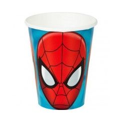 ! Ultimate Spiderman Cups - pk8