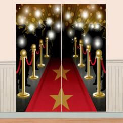 Movie Premier Scene Setter Wall Decorating Kit