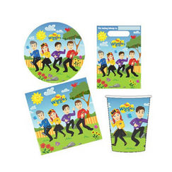 The Wiggles Party Pack for 8