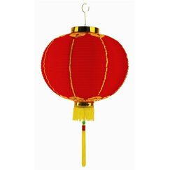 Chinese Good Luck Lantern (20cm)