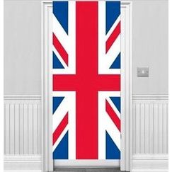 British Union Jack Door Cover