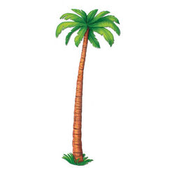 Jointed Palm Tree Cut-out (1.8 mtrs)