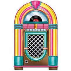 Jukebox Cut-out