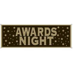 Giant Awards Night Banner