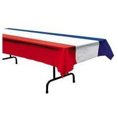 Red White Blue Tablecloth