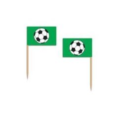 Soccer Ball Flag Picks